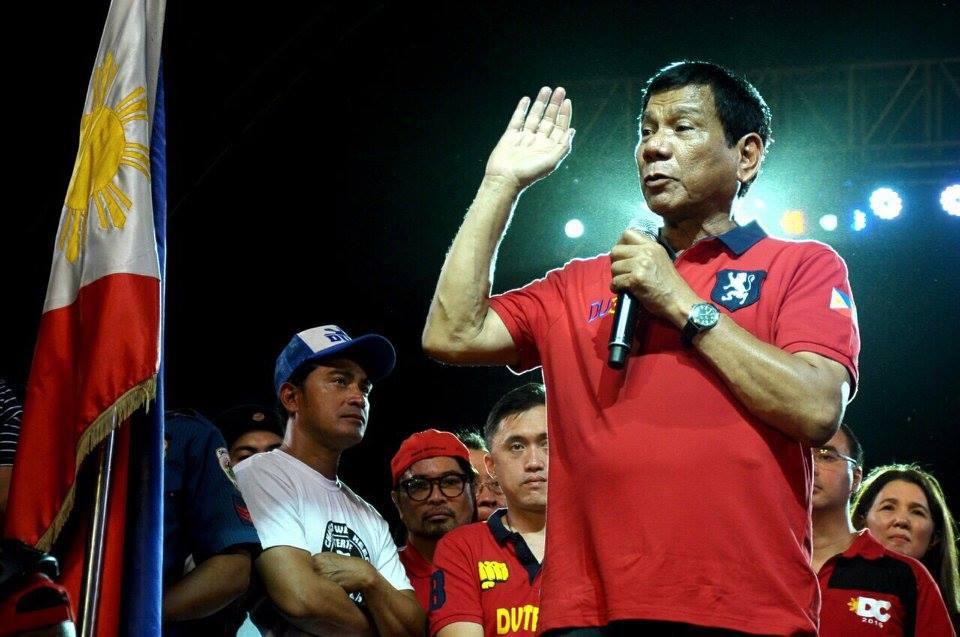 PHOTO CREDIT: Facebook/Rody Duterte