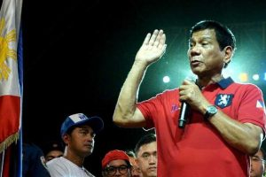 PH Peso, Stocks Climb as Duterte Claims Victory in Presidential Election