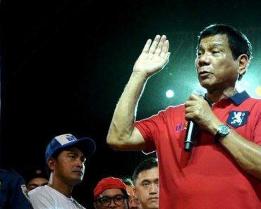 Duterte to Visit Saudi Arabia Next Year
