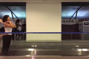 LOOK: Fun Way to Kill Time at the Airport If Your Flight is Delayed