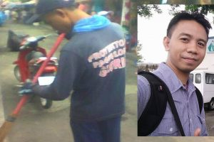 Main Videographer for Duterte Campaign Shares Throwback Photo as Street Sweeper