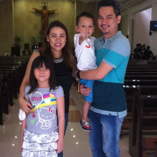 Photo credit: Inquirer / Zambo family