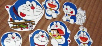 Rogue Thai Police Allegedly Sell Doraemon Stickers for Protection