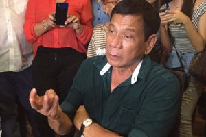 Duterte To Implement Strict Liquor Ban And No-Smoking Policy