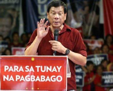 Did Mayor Duterte Threaten to Burn Singaporean Flag During Recent Political Rally?