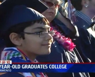 11-Year-Old Graduated from College Three Times Already! Set to Become a Doctor at 18