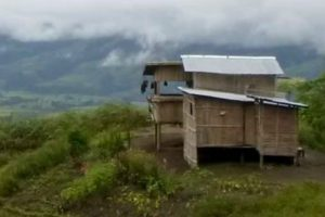 LOOK: This Photo of a Small Nipa Hut Has Gone Viral for a Touching Reason