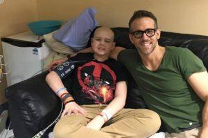 Ryan Reynolds Writes Heartbreaking Tribute for Cancer-Stricken Deadpool Fan