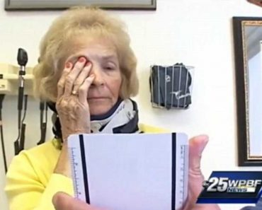 Woman Blind for 20 Years Regains Eyesight After Hitting Her Head