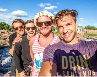 Four Canadian Guys Are Facing Criminal Charges For Their Yellowstone Selfies