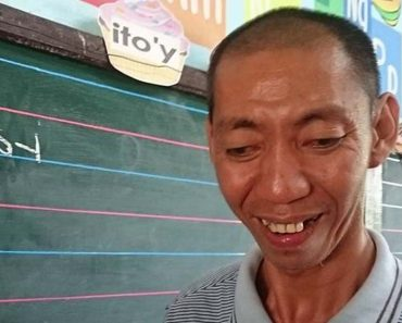 Meet The 40-Year-Old Grade 1 Student From The Philippines