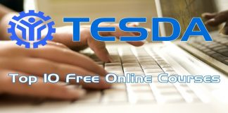 TESDA-Free-Online-Course