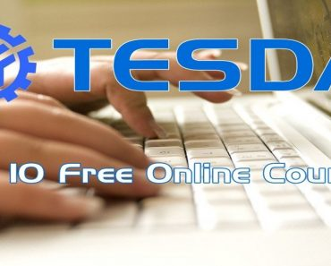 Top 10 Free Online Courses You Can Take from TESDA