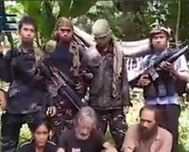 Abu Sayyaf Beheads Canadian Hostage Robert Hall