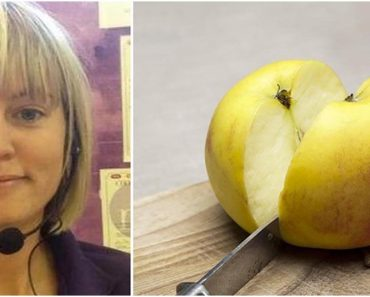 Teacher Uses Two Apples To Illustrate Important Point About Bullying
