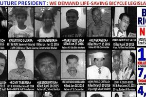 Biker Group Seeks Life-Saving Bike Laws in PH