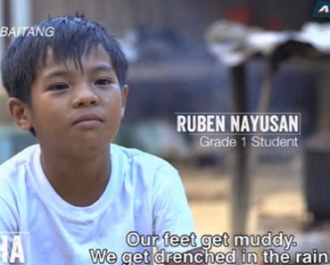 Igorot Boy Crossing Mountains and Rivers to Reach School Goes Viral