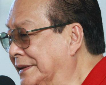 Maceda son says father still on life support, corrects earlier reports