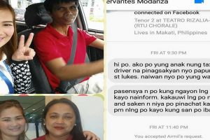 Woman Praises Taxi Driver Whose Family Returned Her Lost Wallet