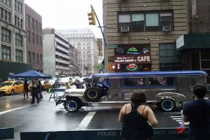 apl.de.ap brings the Philippine Jeepney to New York
