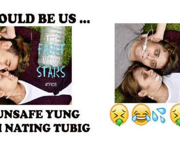 """Young Man Creates Parody to """"The Fault in Our Stars"""" to Advocate Safer Water in Baguio"""