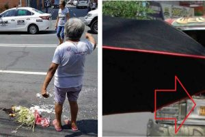 Netizens Angered over Reports of Jeepney Driver's 'Hit-and-Run' of Old Woman's Groceries