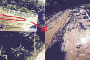 LOOK: Road Project to be Completed in One Day?