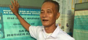 Senior Citizen, 68, Enrolls in Senior High School