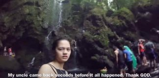 Bukal Falls in Majayjay
