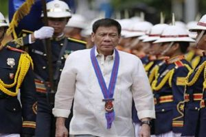 Duterte Renews Promise to Cops and Soldiers: Salaries Will Double Within the Year!