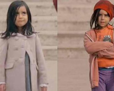 UNICEF Social Experiment Reveals Unfair Treatment of Strangers To Dirty Little Girl