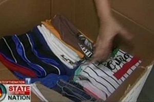 Items inside OFW's Balikbayan Box Allegedly Taken by NAIA Personnel