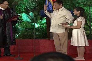 Police: Zero Crime Rate in Metro Manila During Duterte Inauguration