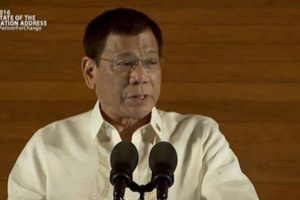Duterte Promises to Lower Personal and Corporate Income Tax