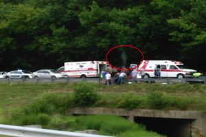 VIRAL: Photo of a Man's 'Spirit' Leaving His Body in Fatal Accident