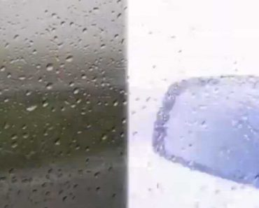 Terrifying Footage Shows Man Struck By Lightning While Recording A Snapchat