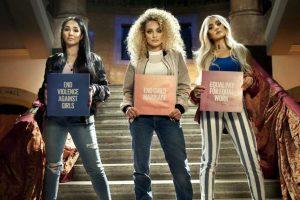 "WATCH: Spice Girls' Hit ""Wannabe"" Transformed into Epic Feminist Anthem"