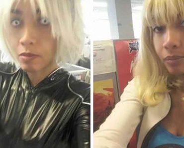 Woman Rebels Against Unreasonable Dress Code By Coming To Work In Cosplay Everyday