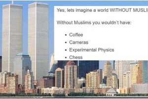 Anti-Muslim Tumblr User Gets Schooled By This Awesome Guy