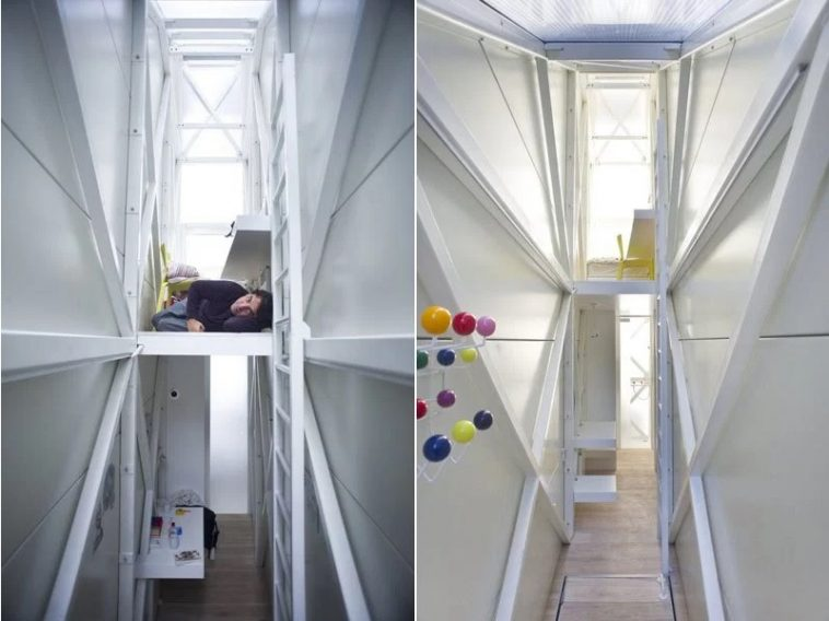 worlds skinniest house 4