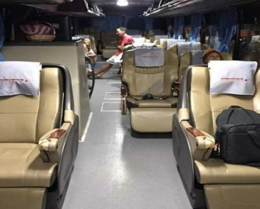 Luxurious 'SkyBus', A Treat for Travelers to Bicol