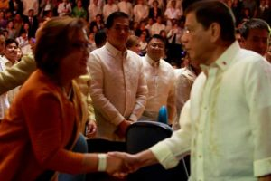 De Lima Admits There Is Some Truth to Duterte's Remarks; Denies Drug Links