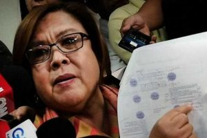 Millions of Pesos Allegedly Deposited to Bank Accounts of Relatives of De Lima's Driver in 2014