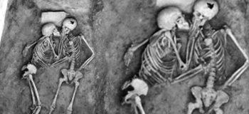 Pair of Skeletons Discovered Locked in Eternal Embrace