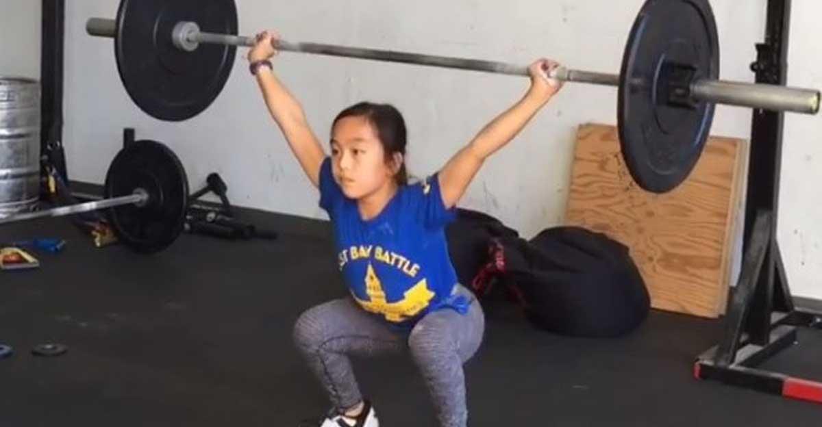 elle hatamiya weightlifter 1
