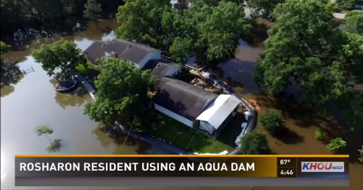 Screenshot of video by KHOU11