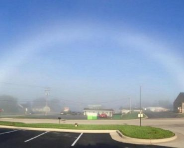 LOOK: Colorless Rainbow Seen in Missouri!