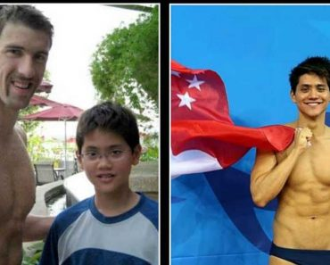 Michael Phelps' Biggest Fan Bags Gold after Beating Him in Rio Olympics