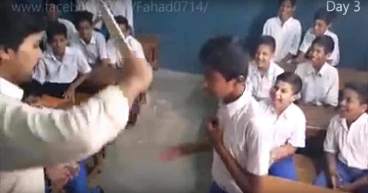 Screenshot of video by Fahad Maqsusi / YouTube
