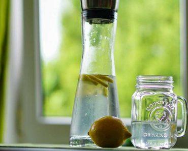 12 Surprising Benefits of Lemon Water